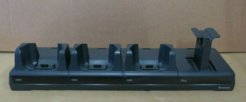 Intermec 852-917-001 1002UU05 CN70 Triple FlexDock Cup Craddle Charging Base